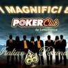 Fillippo Bisciglia e Pamela Camassa a Campione per l'IR Poker Tour