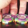 Poker Chip Tricks: Shuffle