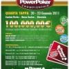 PowerPoker Championship – Quarta tappa al Casinò Perla