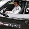 Luca Moschitta: una nuova Porsche Cayman nel suo garage