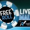 Betpro Freeroll Live Malta – BLOG LIVE