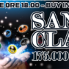 "People's Poker: torneo natalizio ""Santa Claus""."