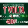 AFFRETTATI: 400€ di bonus per i nuovi iscritti su Glaming Poker!