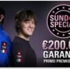 Sunday Special: Armando Spinelli vicino al colpaccio, è secondo!