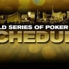 Ecco il programma ufficiale delle WSOP 2012!