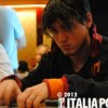 Dario Minieri e Salvatore Bianco al Day2 del Pot Limit 5.000$