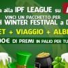 Vola a Dublino GRATIS per l'Irish Winter Festival: stasera il primo FREEROLL FINALE!