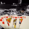 Flush nut su board non pairato e check/raise di oppo: Call, All-in… O Fold?