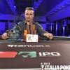 Italian Poker Open – Trionfa Cristaudo nell'edizione dei record