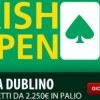 BetClic Poker ti porta all' Irish Open di Dublino!