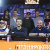Guarda lo streaming a carte scoperte del tavolo finale WPT Venezia!