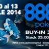 Tilt Events e 888 portano il grande poker al Casinò di Venezia