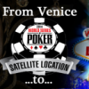 From Venice to Vegas: Tilt Events regala il sogno del Main Event WSOP