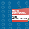 Mano sfortunata? Paddy Power ti premia con il Bad Beat Jackpot!
