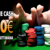 Nuove classifiche cash game su PokerYes: ogni settimana 2.000€ in palio!