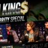 Guarda la diretta streaming del Celebrity Cash Kings!