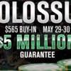 Colossus di nome e di fatto: prizepool da capogiro, garantito stracciato e code chilometriche alle casse!