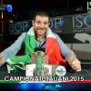 Giro di boa alle ISOP 2015 con dieci bracciali già assegnati: a Dario Cannistrà il Campionato Italiano Deep