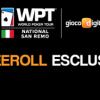 FREEROLL ESCLUSIVO! Gioca GRATIS il WPTN Sanremo!