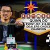 WSOP – Quinn Do e Gerald Ringe braccialettati nella notte
