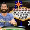 WSOP – A Pescatori non riesce la rimonta. L'evento online/live è vinto da Anthony Spinella