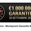 Su PokerStars.it arrivano i satelliti Road to Sunday Million: 100 posti GTD per il 20 settembre 2015!