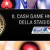 Guarda l'Italian Big Game in diretta streaming a carte scoperte!