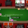 Punti di vista MTT – Asso Kappa 9 left all'AOS su un openpush di 25bb