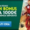 Gioca su Paddy Power Casinò: per te 20€ bonus in regalo e un benvenuto sul primo deposito del 250% fino a 1000€!