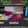 People's Poker Tour: super settimana per le qualifiche online
