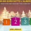 Su bwin arriva la promozione Il Calendario dell'Avvento: in palio premi per un totale di 200.000€!