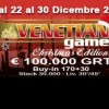 Natale a tutto poker a Venezia: a Ca' Noghera va in scena il The Venetian Game Christmas Edition!