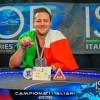 """Andrea Sorrentino, campione TCOOP per 27.000€: """"Stavo dormendo, mi hanno svegliato solo alle 22.30…"""""""