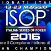 ISOP 2016 – Dal 13 al 23 maggio tornano i Campionati Italiani
