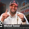 """Mitchell Towner, il neo-milionario: """"Non sono un giocatore di poker"""""""