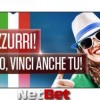 """""""Forza Azzurri"""" su NetBet Casinò: per ogni vittoria dell'Italia a Euro2016 ricevi un bonus-deposito del 100%!"""