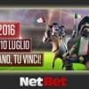 """""""Francia 2016"""" su Netbet Casinò: una pioggia di premi e bonus dalla fase a gironi alla finale!"""
