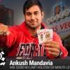 WSOP – Ankush Mandavia gioisce nel $5.000 Turbo! Vincono anche Wolansky e Hennigan