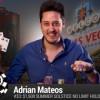 WSOP – Adrian Mateos vince il Summer Solstice. Braccialetti anche per Jiaqi Xu e Rafael Lebron