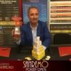 Giorgio Calligaris si fa un bel regalo per Ferragosto: vince 10.000€ al Sanremo Poker Open