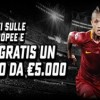 BetStars: scommetti durante le coppe e accedi a un Freeroll da 5000€!