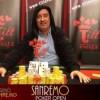 Giorgio Calligaris vince il Sanremo Poker Open beffando sul più bello Danilo Colomba