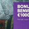 Benvenuti su BetFair: per i nuovi iscritti bonus fino a 1.000€ e 3 ticket sit'n'go!!!