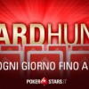 Card Hunt su PokerStars: colleziona le carte del puzzle e ogni giorno vinci fino a €5.000!