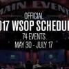 Schedule WSOP da urlo: otto nuovi eventi, introdotti 'The Giant', 'The Marathon' e due MTT online!