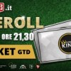 Stasera freeroll straordinario su PokerYes: in palio due ticket Sunday King 100.000€ grt e 100€ in bonus scommesse!