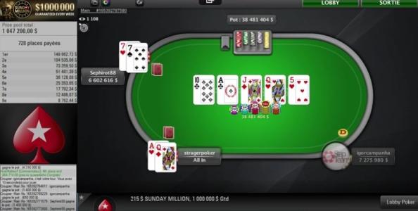Poker giocato a carte scoperte