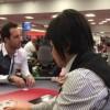Gli youtuber regalano spettacolo al tavolo cash: guardate che call si inventa Torelli contro Polk!