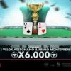 Moltiplicatore massimo! 'calcio660' trasforma 0.50€ in 2.400€ grazie ai Velox di People's Poker