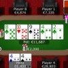 Punti di vista MTT – Set di Quattro su board connesso e check/push river di OR: bet/call per odds o bet/fold?